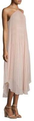Ramy Brook Catalina Halter Shift Dress