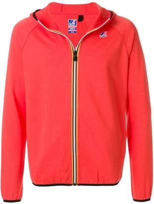 K-Way Le Vrai Victor zipped hoodie