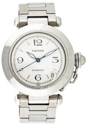 Cartier Pasha C de Watch