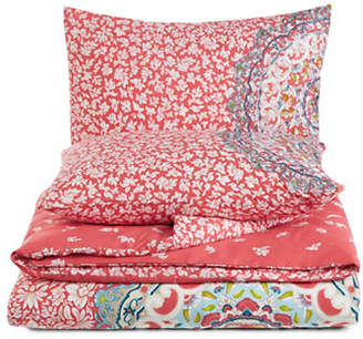 Jessica Simpson Amrita Medallion Duvet Cover Set