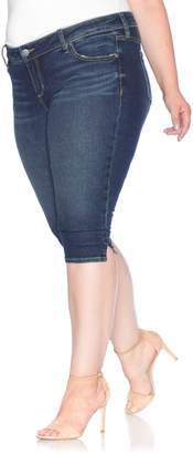 SLINK Jeans Pirate Denim Capri Jeans