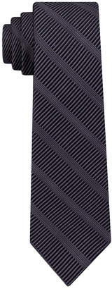 DKNY Men Sky Line Silk Slim Tie