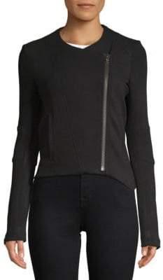 Helmut Lang Gala Knit Cropped Jacket