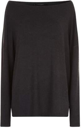 AllSaints Rita Slouch T-Shirt