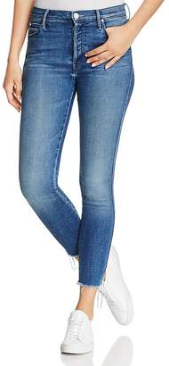 Mother The Vamp Ankle Skinny Jeans in Crack the Whip