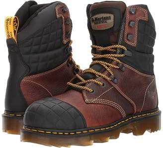 Dr. Martens Moreton Steel Toe Boots