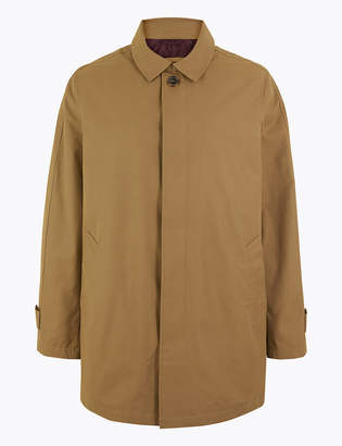 Marks and Spencer Cotton Stormwear Rain Mac