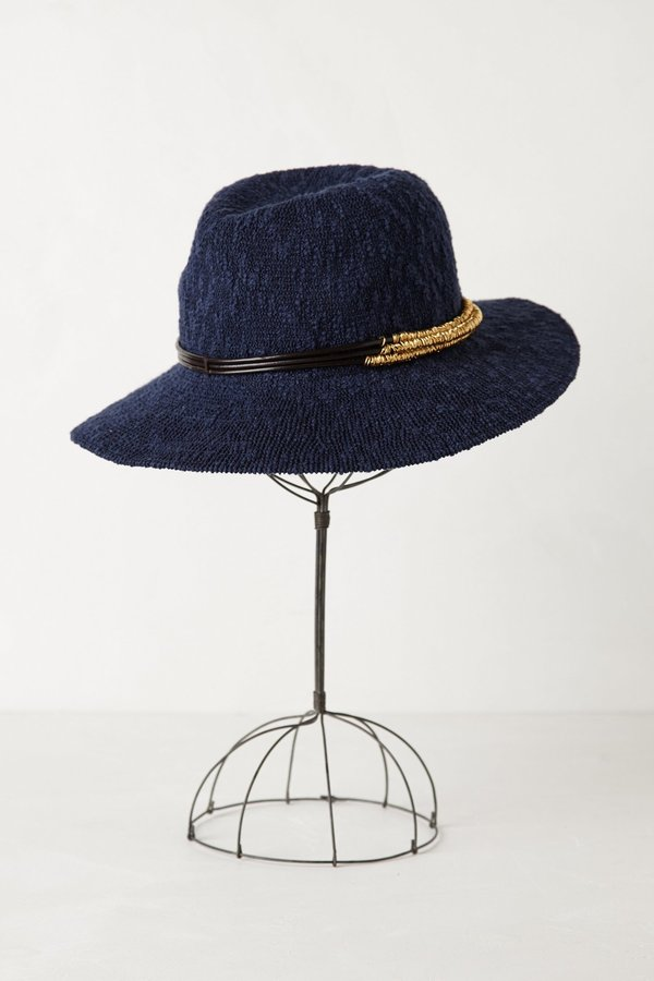 Anthropologie Nubby Banded Rancher
