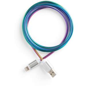 Rainbow 40-in. Lightning to USB Cable