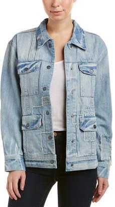 Hidden Jeans Denim Jacket