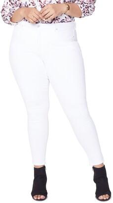 NYDJ Ami High Rise Ankle Skinny Jeans