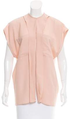 Tome Silk Oversize Blouse