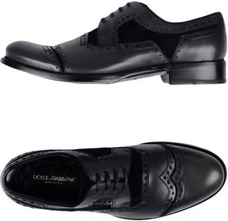 Dolce & Gabbana Lace-up shoes - Item 11170282VS