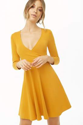 ad62cbb5ceb5 Forever 21 Yellow Fitted Dresses - ShopStyle Canada