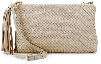 Sam Edelman Women's Galya Leather Convertible Clutch