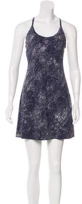Outdoor Voices Printed Mini Dress