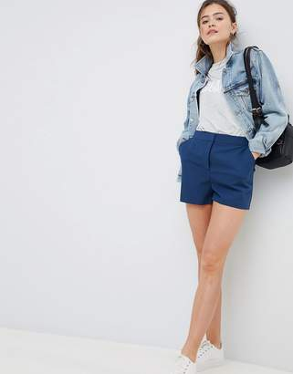 Asos Design DESIGN tailored a-line shorts