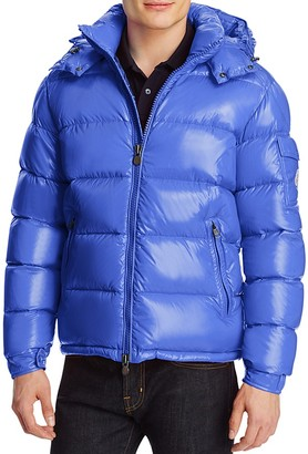 Moncler Maya Down Puffer Jacket $1,070 thestylecure.com