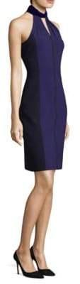 Elie Tahari Colorblock Sheath Dress