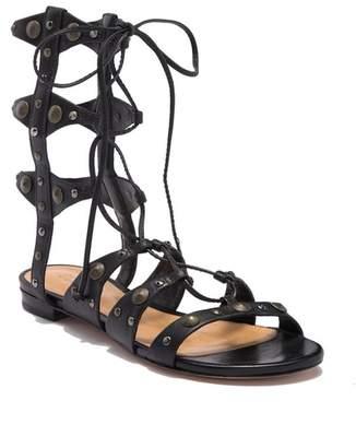 Schutz Samirra Studded Gladiator Sandal