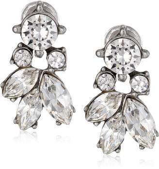 Ben-Amun Jewelry Crystal Stud Earrings