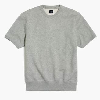 J.Crew Short-sleeve terry crewneck sweatshirt
