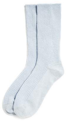 The White Company Cashmere Bed Socks