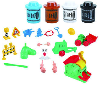 Crayola Deluxe Construction Zone Modeling Dough Kit