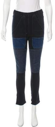 Surface to Air Mid-Rise Stretch Jeans