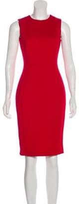 Calvin Klein Collection Sleeveless Shift Dress