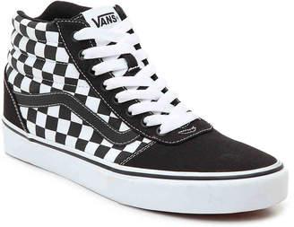 Vans Ward Hi High-Top Sneaker - Men's