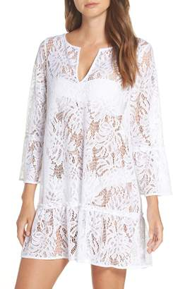 Lilly Pulitzer R) Payton Cover-Up Dress