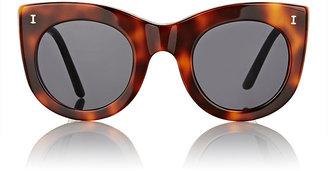 Illesteva Women's Boca Sunglasses $220 thestylecure.com