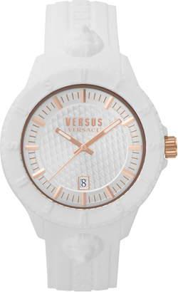 Versace VERSUS VERSUS by Tokyo Silicone Strap Watch, 43mm