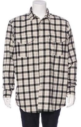 Filson Plaid Flannel Jacket