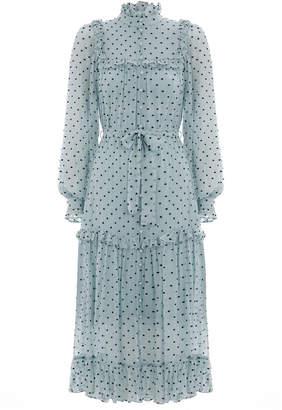 Zimmermann Whitewave Bib Dress