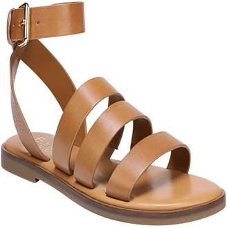 Franco Sarto Strappy Flat Sandals - Kyson