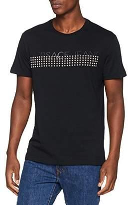 Versace Men's Man T-Shirt Kniited Tank Top,X-Large