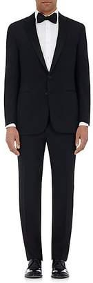 Ralph Lauren Purple Label Men's Anthony Wool Two-Button Tuxedo - Black