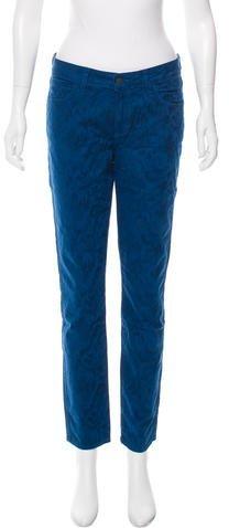 Siwy Jacquard Skinny Jeans w/ Tags