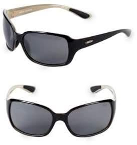 Revo 62MM Wrap Sunglasses
