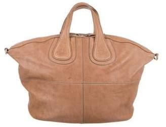 Givenchy Smooth Leather Hobo Tan Smooth Leather Hobo