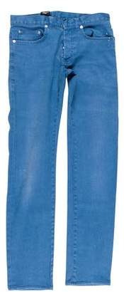 Christian Dior Painted Skinny Jeans