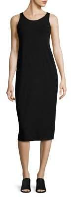 Eileen Fisher Knit Tank Dress $198 thestylecure.com