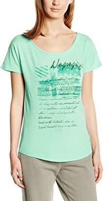 Napapijri Women's Secure Short Sleeve T-Shirt,(Manufacturer Size: )