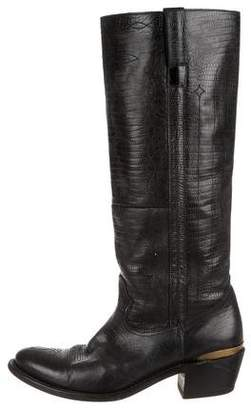 Golden Goose Knee-High Cowboy Boots