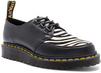 Dr. Martens Ramsey Zeb with Faux Fur Zebra Panel