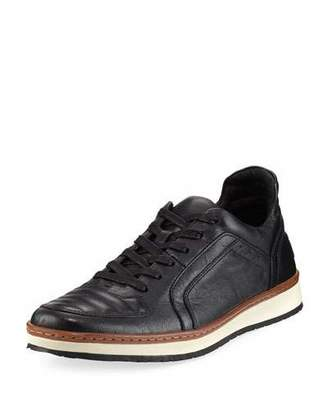 John Varvatos Men's Barrett Leather Creeper Low-Top Sneakers