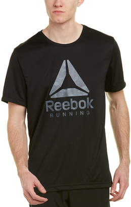 Reebok Run Graphic T-Shirt
