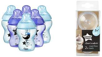Tommee Tippee Closer to nature Decorated Bottles 260 ml